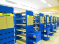 Biblioteca do ITR - câmpus Três Rios (Foto: Aline Avellar)
