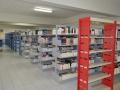 Biblioteca do IM - Nova Iguaçu (Foto: João Henrique Oliveira)