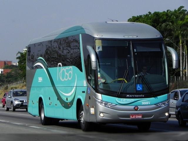 Não há limite de vagas. Todos os inscritos terão direito ao transporte (MATEUS BARBOSA / ÔNIBUS BRASIL)