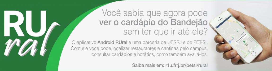 Aplicativo Android RUral